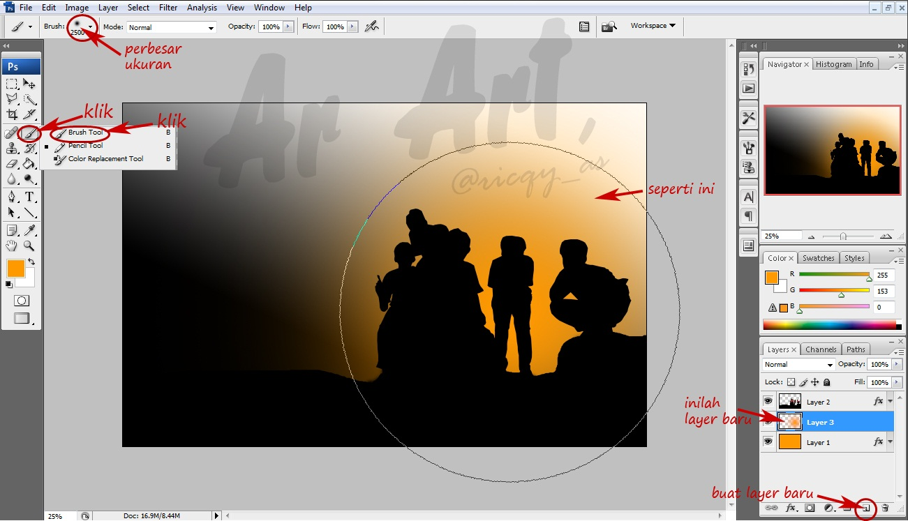 cara membuat clip art dengan photoshop - photo #46